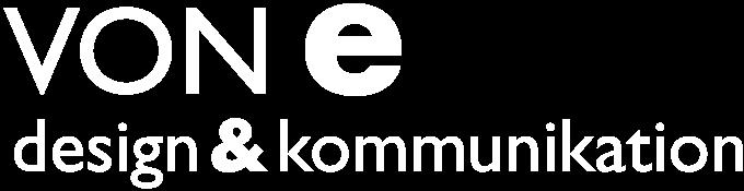 logotype von e design